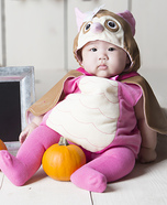 Adorable Baby Owl Costume