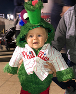 Baby Phanatic Homemade Costume