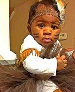 Baby Pocahontas Homemade Costume