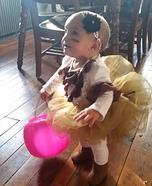 DIY Baby Pocahontas Costume