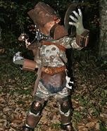 Baby Predator Halloween Costume
