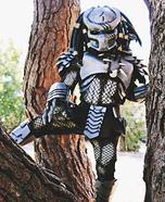 Baby Predator Homemade Costume