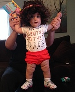 Baby Richard Simmons Halloween Costume