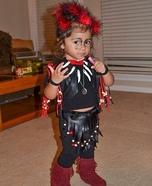 Baby Rufio Homemade Costume