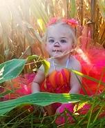 Baby Scarecrow Homemade Costume