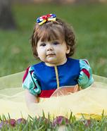 Baby Snow White Costume