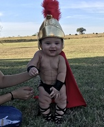 Awesome Baby Costume For Halloween