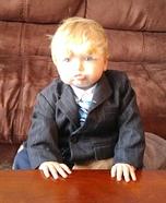Baby Trump Homemade Costume