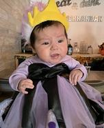 Baby Ursula Homemade Costume