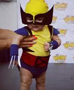 Baby Wolverine Costume