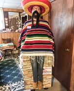 Bad Hombre Homemade Costume