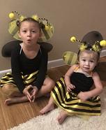 Bae-bees Homemade Costume