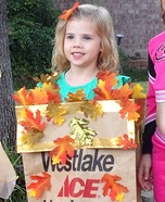 Bag O' Leaves Costume