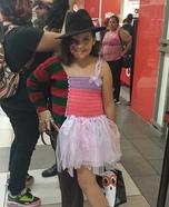 Bailarina Krueger Homemade Costume