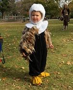 Bald Eagle Homemade Costume