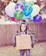 Balloon Boy Costume