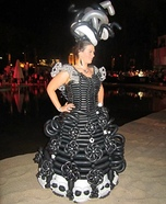 Balloon Dress Homemade Costume