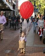 DIY Balloonist Costume