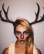 Bambi Deer Homemade Costume