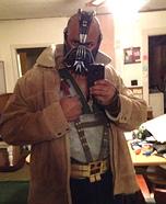 Homemade Bane Costume