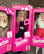Barbie Girls Group Costume