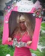 Barbie in a Box Adult Costume