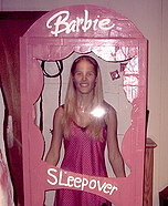 Sleepover Barbie Costume
