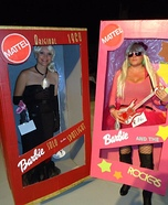 Barbies in a Box Costume
