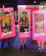 Barbies: Limited Edition Homemade Costume