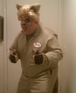 Barf from Spaceballs Homemade Costume