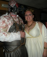 Baron of Hell and The Goddess Costume