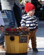 Basket of Crab Apples Costume