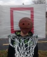 Basketball Net / Ball Homemade Costume