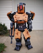 Bastion Homemade Costume