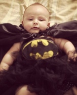 Bat Girl Costume for Babies