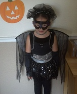Bat Girl Homemade Costume