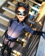 Bat Woman Costume
