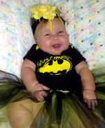 Batgirl Baby Costume