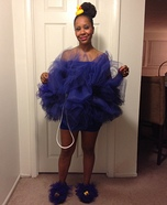 Bath Loofah Homemade Costume