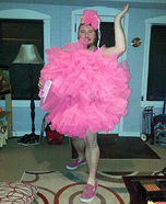 Bath Pouf Homemade Costume