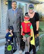 Batman and Robin vs. Catwoman and Two-Face