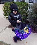 Batman Homemade Costume