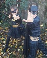 Batman and Batgirl Costume