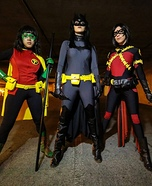 Batman and Robins Costumes