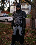 Batman Arkham Knight Homemade Costume