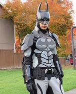 Batman Arkham Knight Homemade Costume