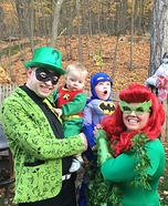Coolest Batman Family Costume
