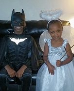 Batman & Princess Costumes