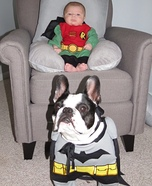 Batman & Robin Costumes