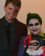 Batman Villains Homemade Costume